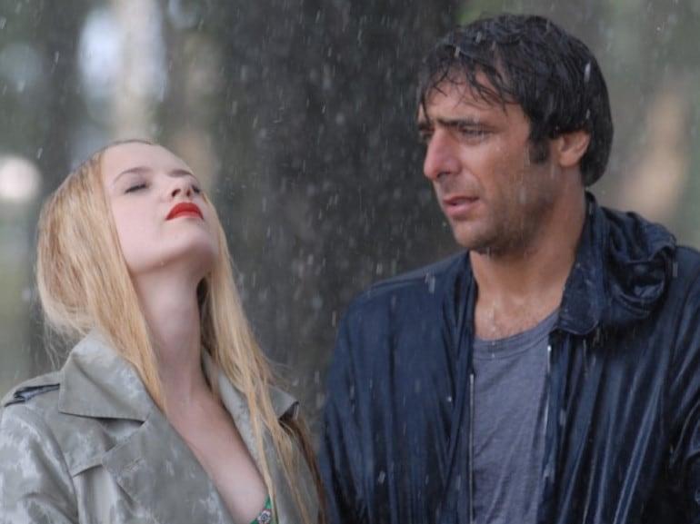 Adriano Giannini pioggia