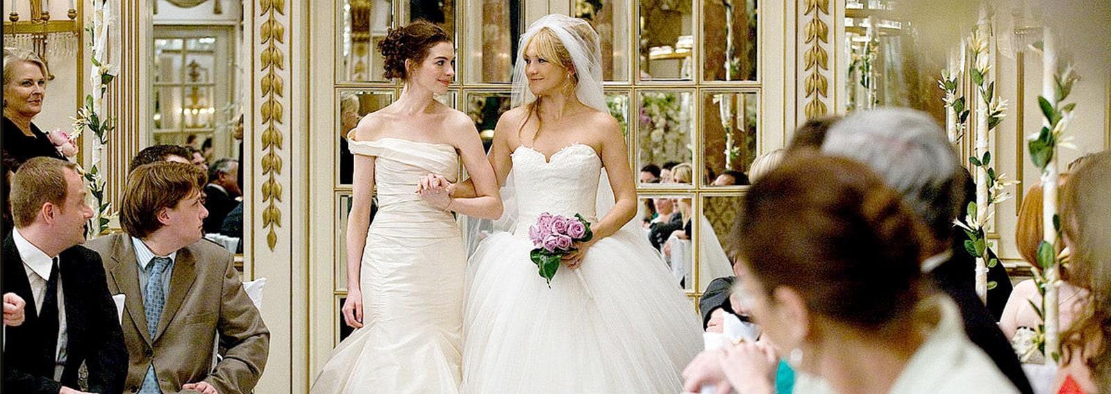 Anne Hathaway sposa