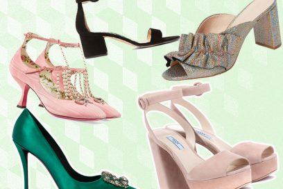 15 modelli di scarpe da indossare a un matrimonio (o per altre cerimonie)