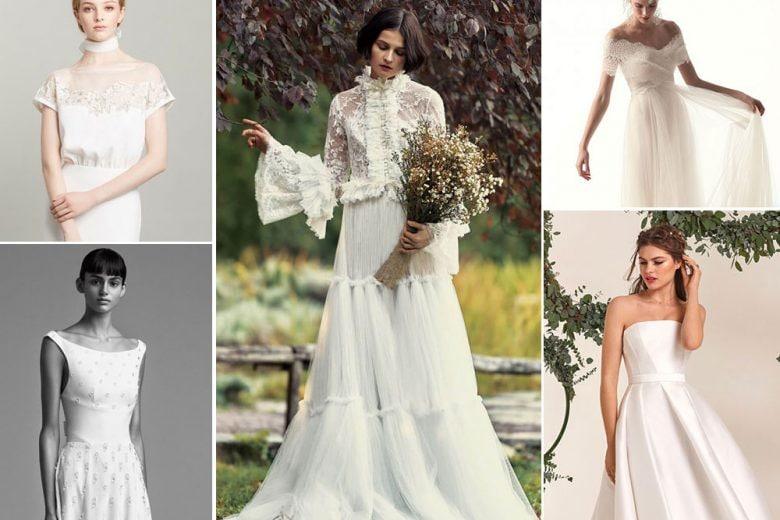 I 50 abiti da sposa più belli della stagione