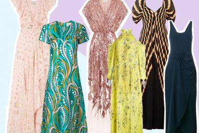 Abiti lunghi da cerimonia: 10 modelli da comprare online
