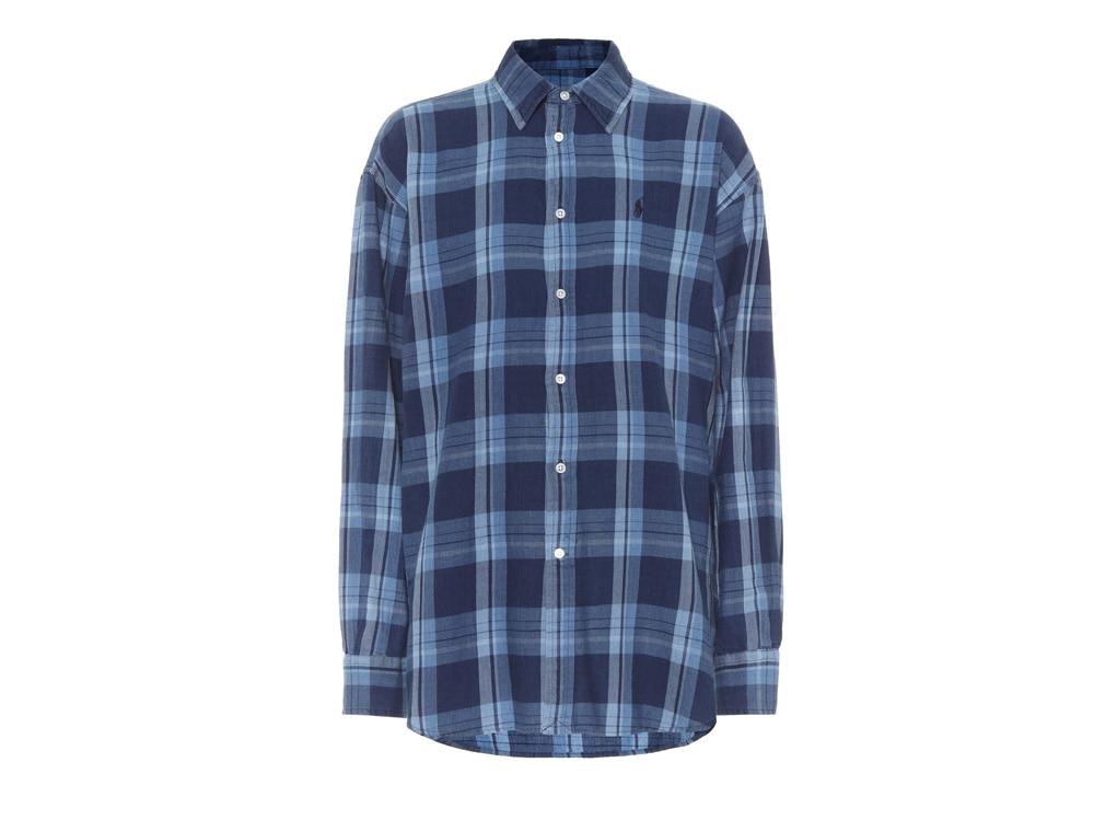 Camicia-plaid-Polo-Ralph-Lauren