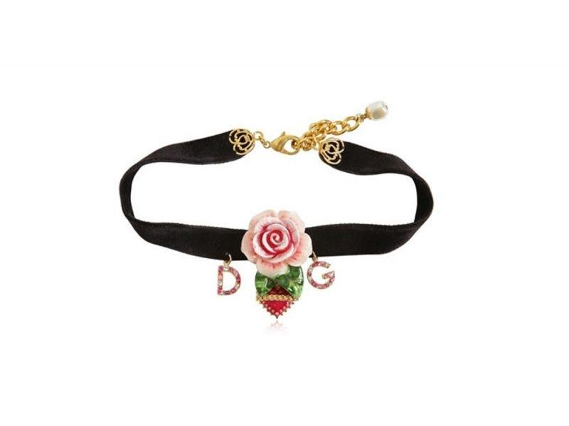 Chocker-Dolce-Gabbana
