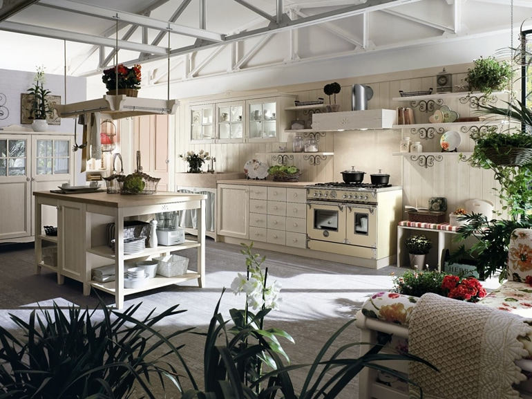 Cucina-country-di-Scandola
