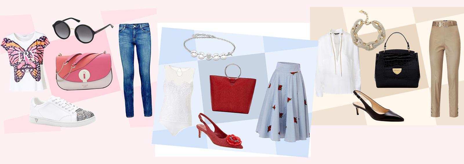 4 look per ogni occasione con le borse GUESS Grazia.it