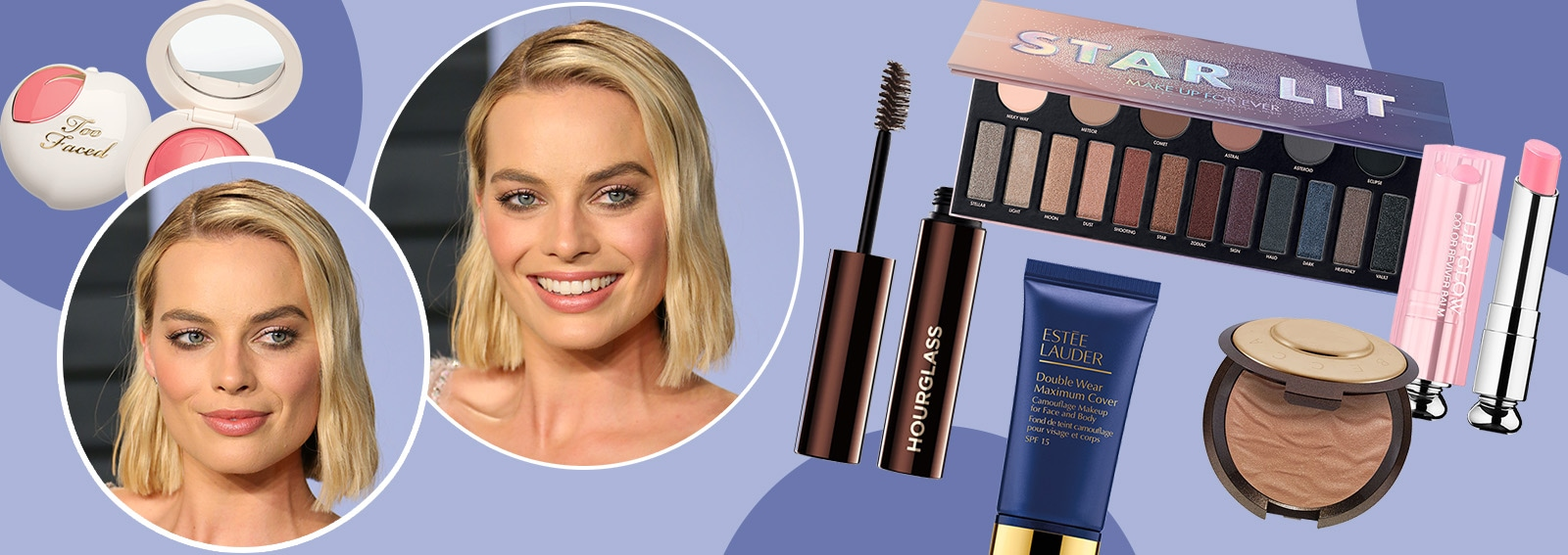 Copia il look naturale e luminoso di Margot Robbie