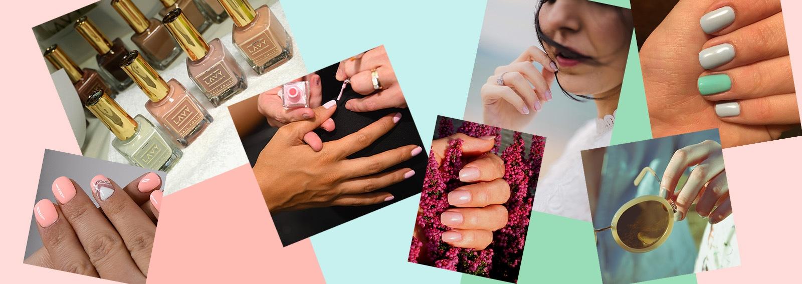 Nail art pastello: le manicure nei colori più delicati da copiare