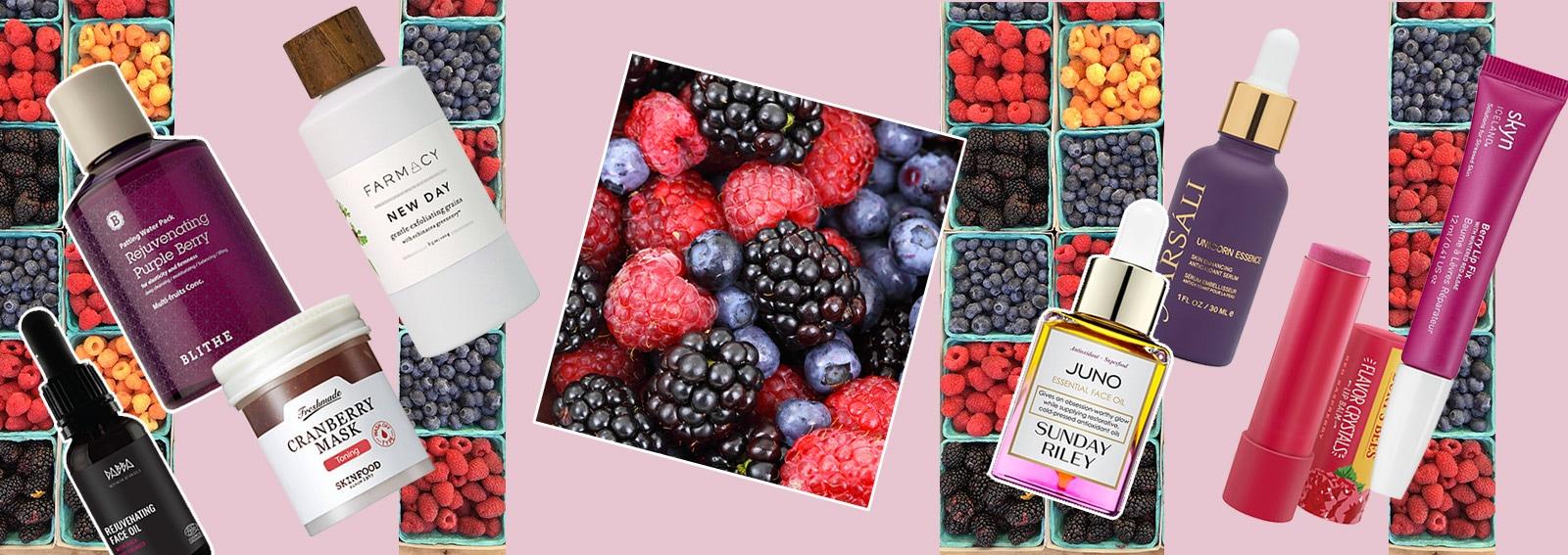 Skincare ai frutti di bosco: la beauty routine a base di antiossidanti