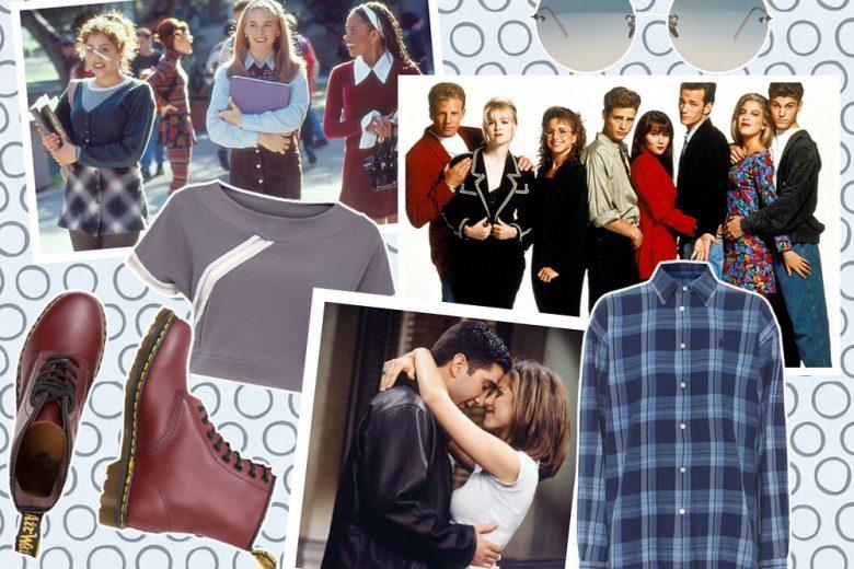 Stile anni 90, tutti i must-have per la primavera-estate 2018