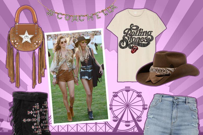 Coachella style: i fashion must per un look da Festival