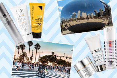Sole e smog: come proteggere il viso con la skincare giusta