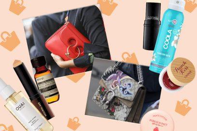 I prodotti beauty smart da tenere sempre in borsa che risolvono la giornata