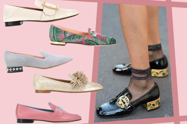 Mocassini e loafers: tutte le novità di primavera