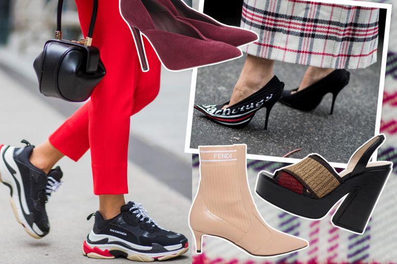 10 scarpe di tendenza che vorrete avere a tutti i costi questa primavera