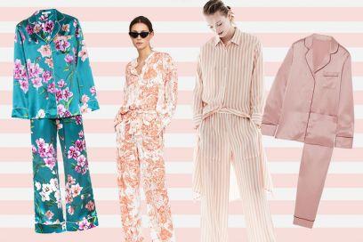 Sleepwear or streetwear? I completi-pigiama più chic da indossare fuori dalla camera da letto