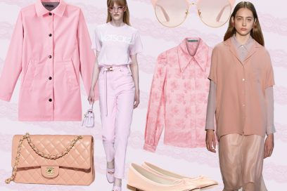 Pink Spring: il guardaroba primaverile si tinge di rosa