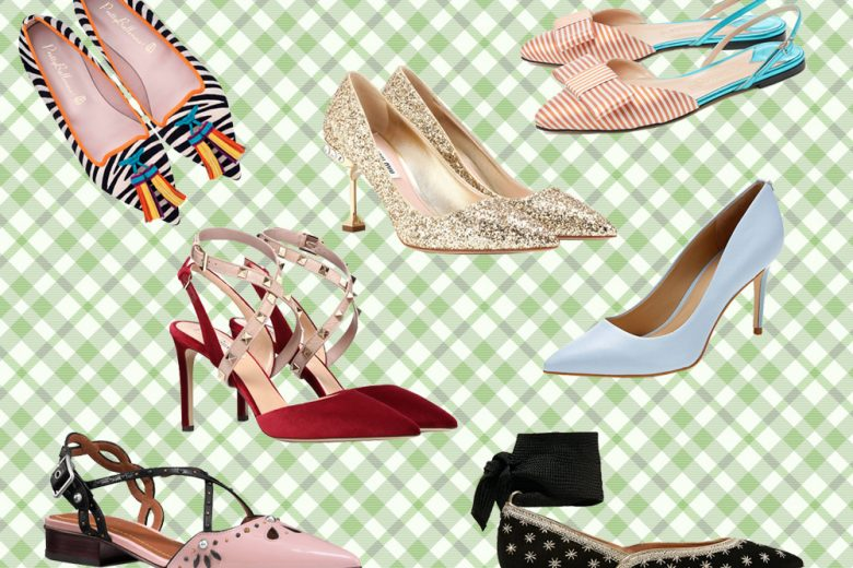 Pointed shoes: le scarpe a punta must have di stagione