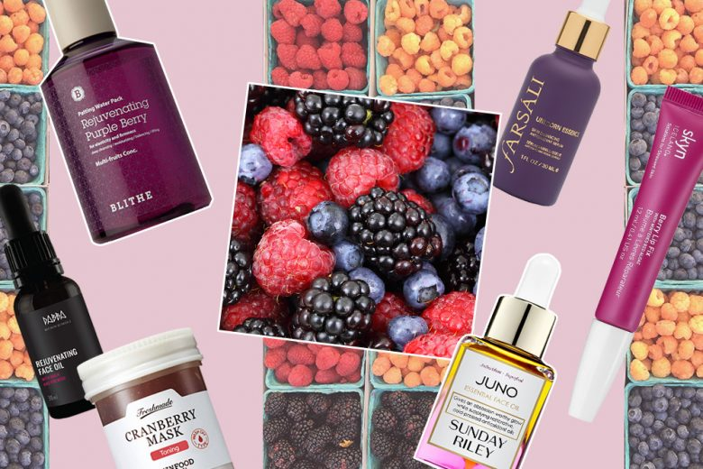 Skincare ai frutti di bosco: la beauty routine a base di antiossidanti