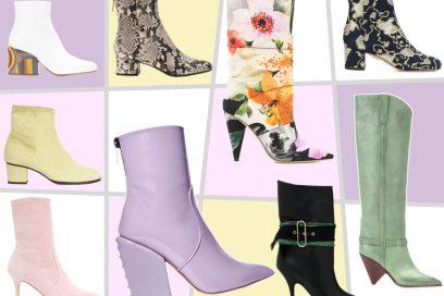 Stivali e stivaletti: tutte le novità da puntare questa Primavera