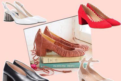 Block Heels: le scarpe perfette per stare sui tacchi 24 ore su 24
