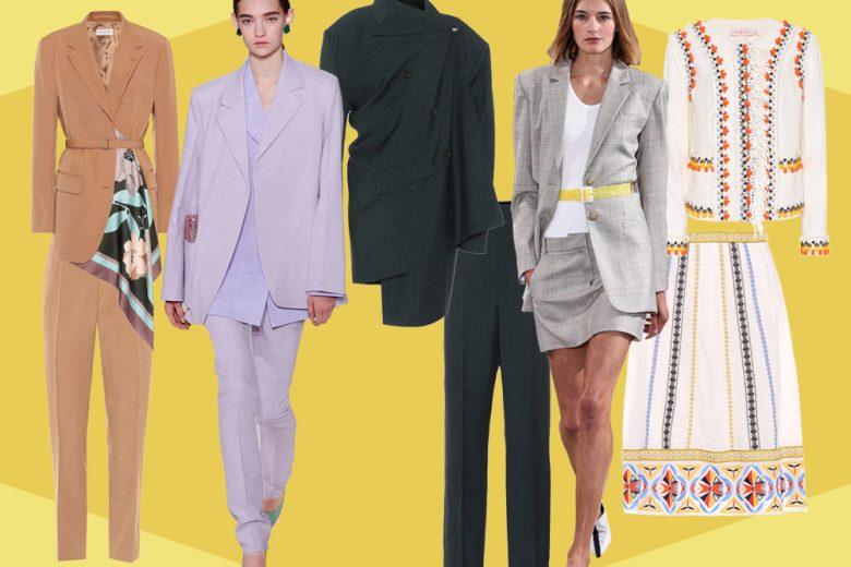Tailleur e completi: i modelli must-have del momento