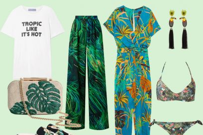 Tropical fever: i fashion must dell'estate