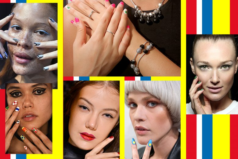 A tutto colore: le manicure più cool per l'Estate