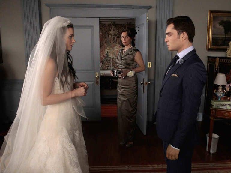 Gossip Girl matrimonio