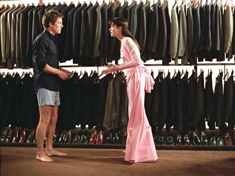 Hugh Grant vestiti