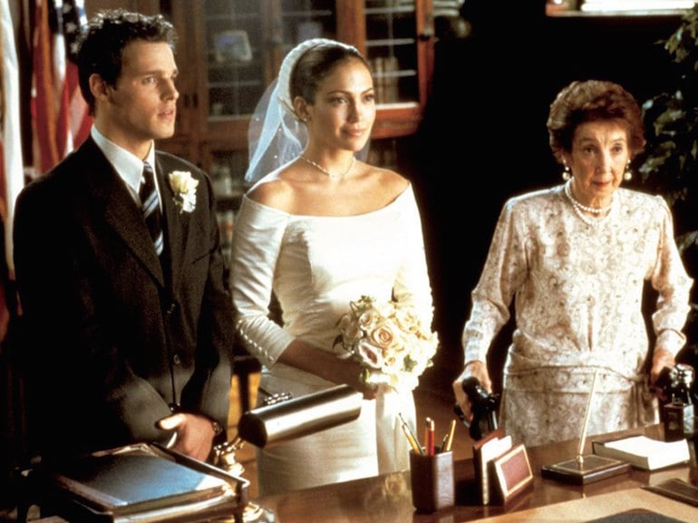 Jennifer Lopez sposa