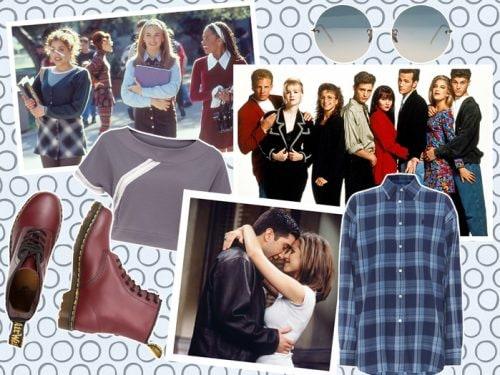 check out 44c0d a2f2f Moda anni 90, tutti i must-have d'abbigliamento ispirati a ...