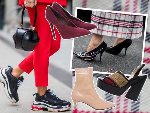 10 scarpe di tendenza per la primavera estate 2018 8cc1277ff17