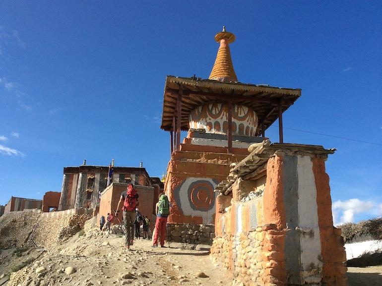 Mustang, Tibet