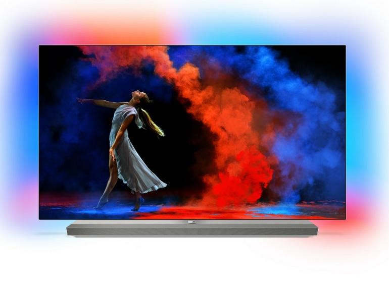 Regole e errori da non fare nuovo PHILIPS TV OLED 973 ultrasottile connesso smart tv posizionarlo correttamente in salotto