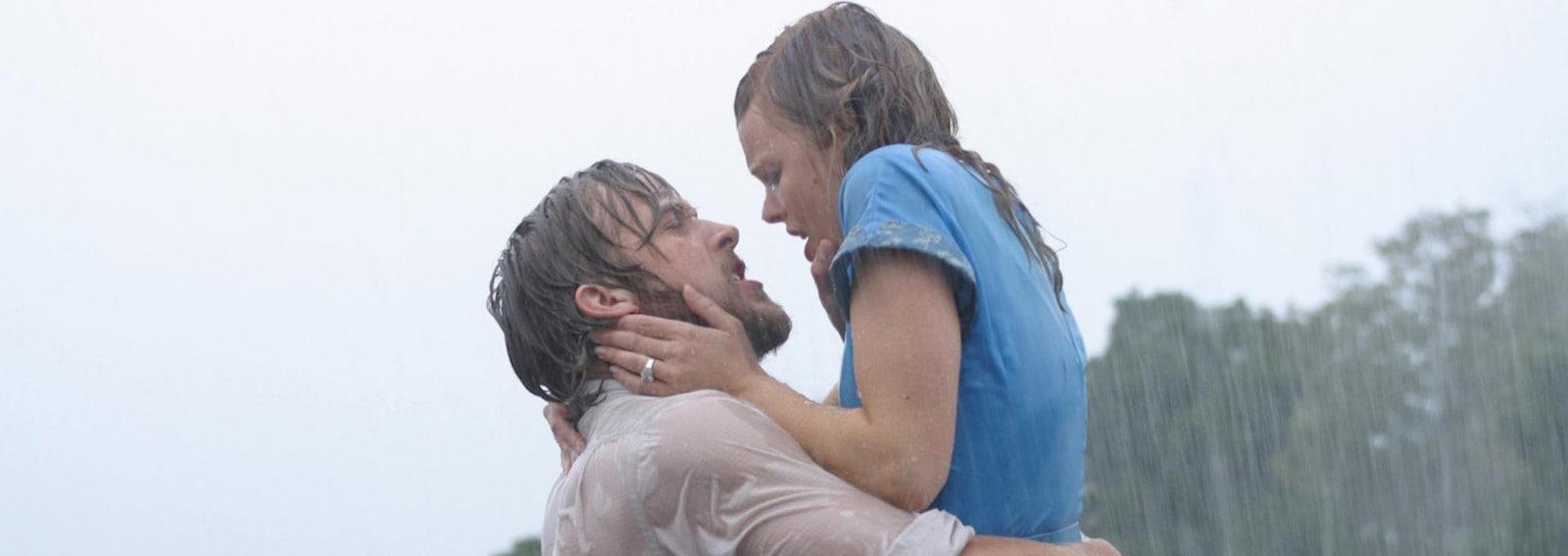 Ryan Gosling pioggia