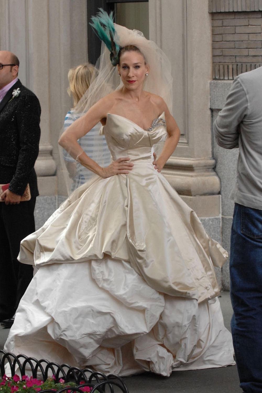 Sarah Jessica Parker sposa
