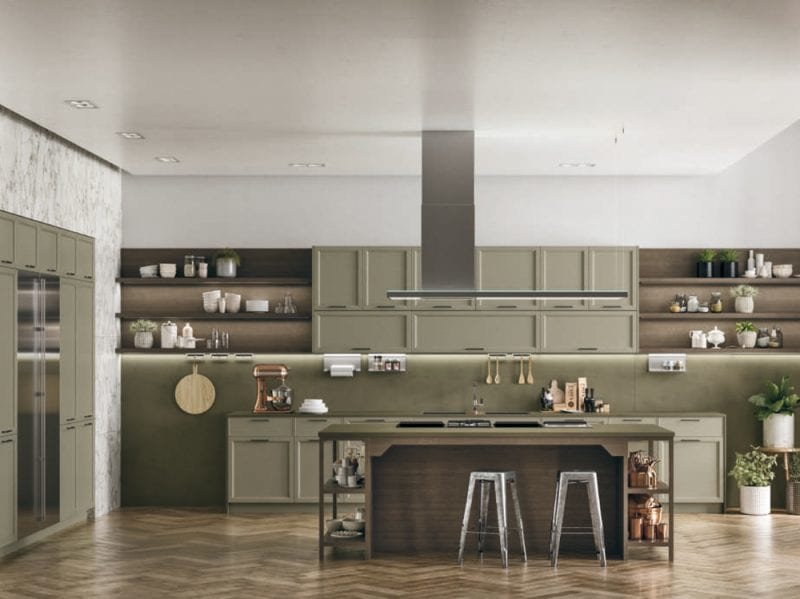 Le cucine più belle viste al Salone del Mobile 2018 - Grazia.it