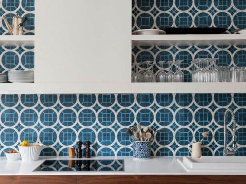 Idee originali per utilizzare le piastrelle in casa grazia