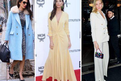 Emily Ratajkowski, Amal Clooney e altre star meglio vestite della settimana