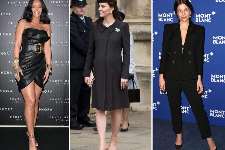 Rihanna, Charlotte, Kate e le altre star meglio vestite della settimana