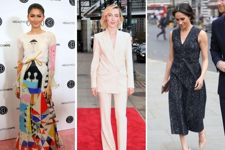 Meghan Markle, Saoirse Ronan e le altre star meglio vestite della settimana