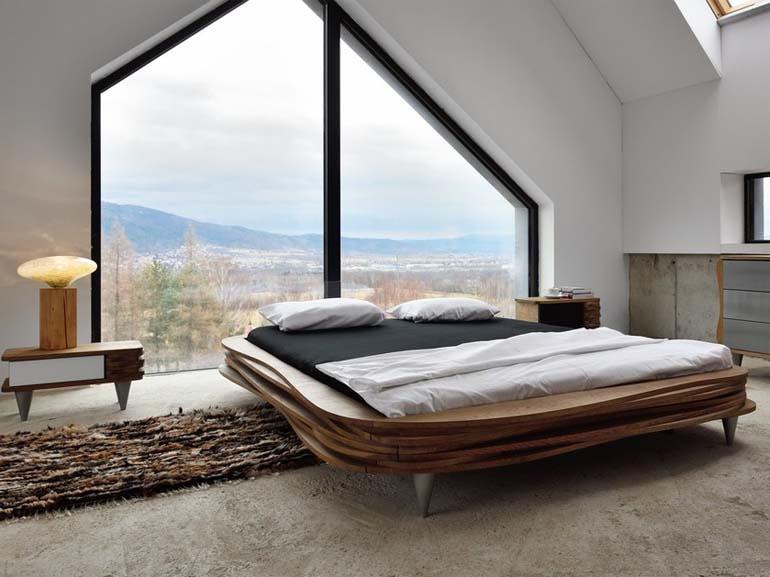 Camera da letto moderna: come arredarla senza senza errori ...