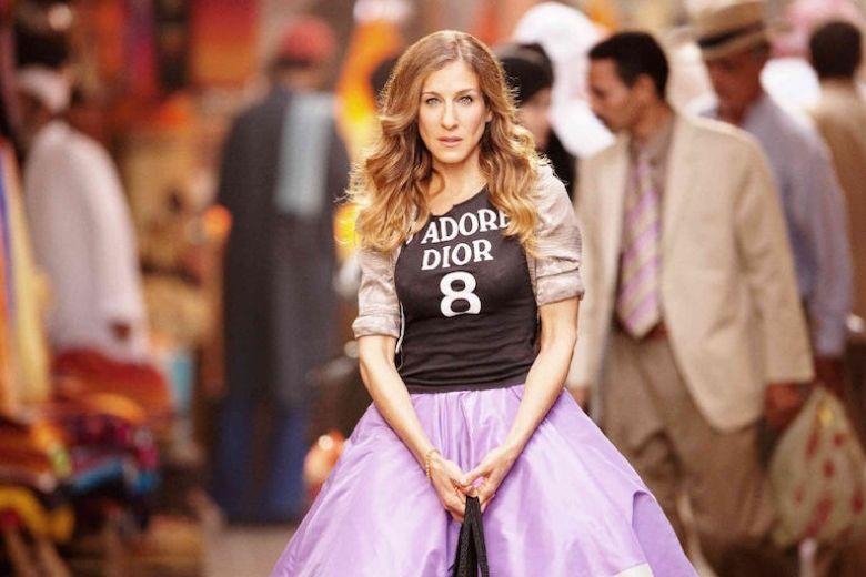 Sarah Jessica Parker su Instagram: «Carrie sta tornando»