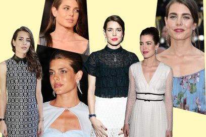Charlotte Casiraghi Beauty look: focus su capelli e make up dell'icona di eleganza