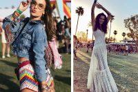 Coachella style: i look delle celeb al Festival più cool dell'anno