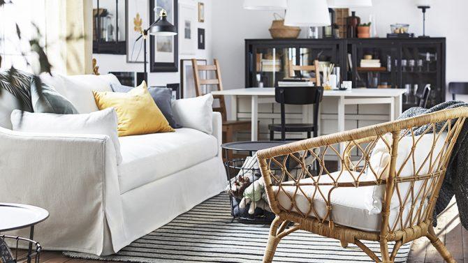 10 idee originali per arredare la prima casa con ikea for Idee casa originali