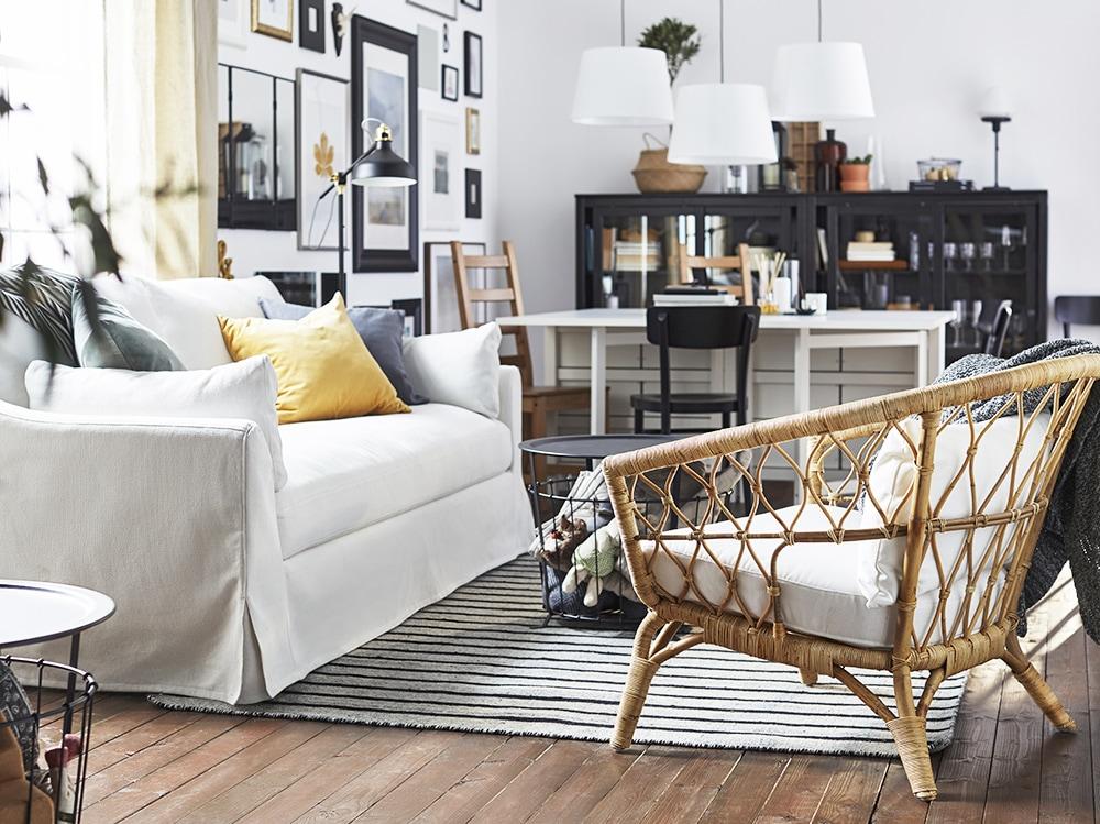 10 idee originali per arredare la prima casa con ikea for Arredare casa idee originali