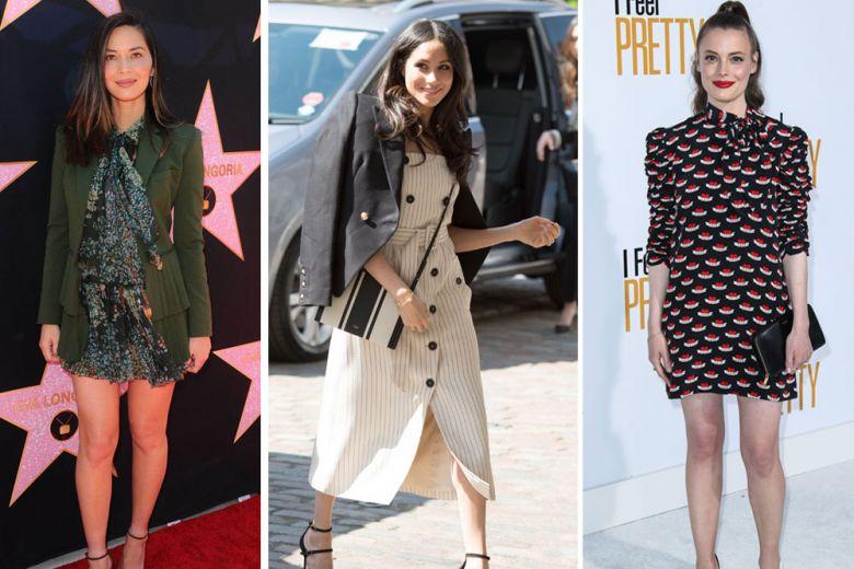 Meghan Markle, Charlize Theron e le altre star meglio vestite della settimana