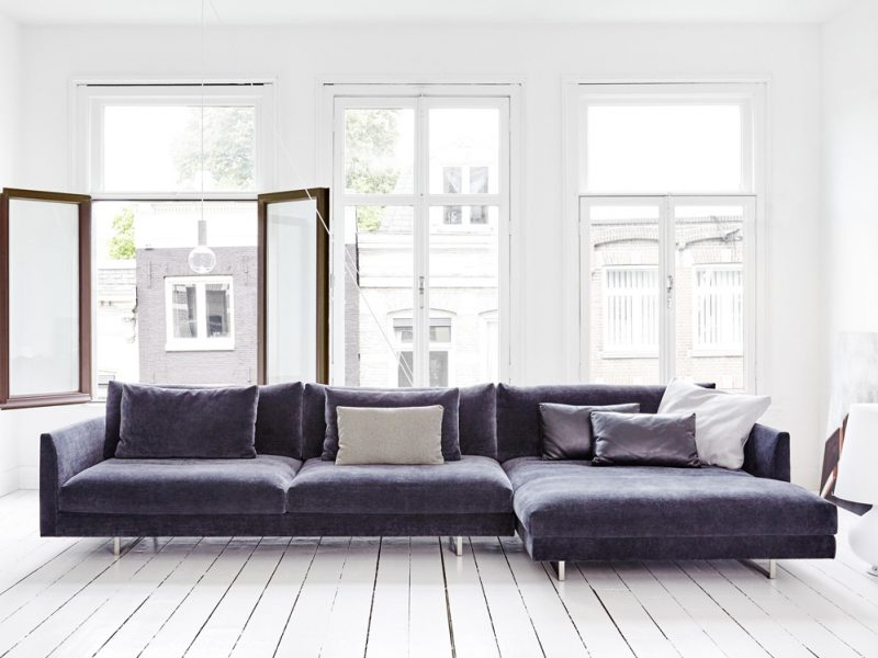 Divano in pelle o in tessuto 5 regole per scegliere quello giusto per te - Consiglio divano ...