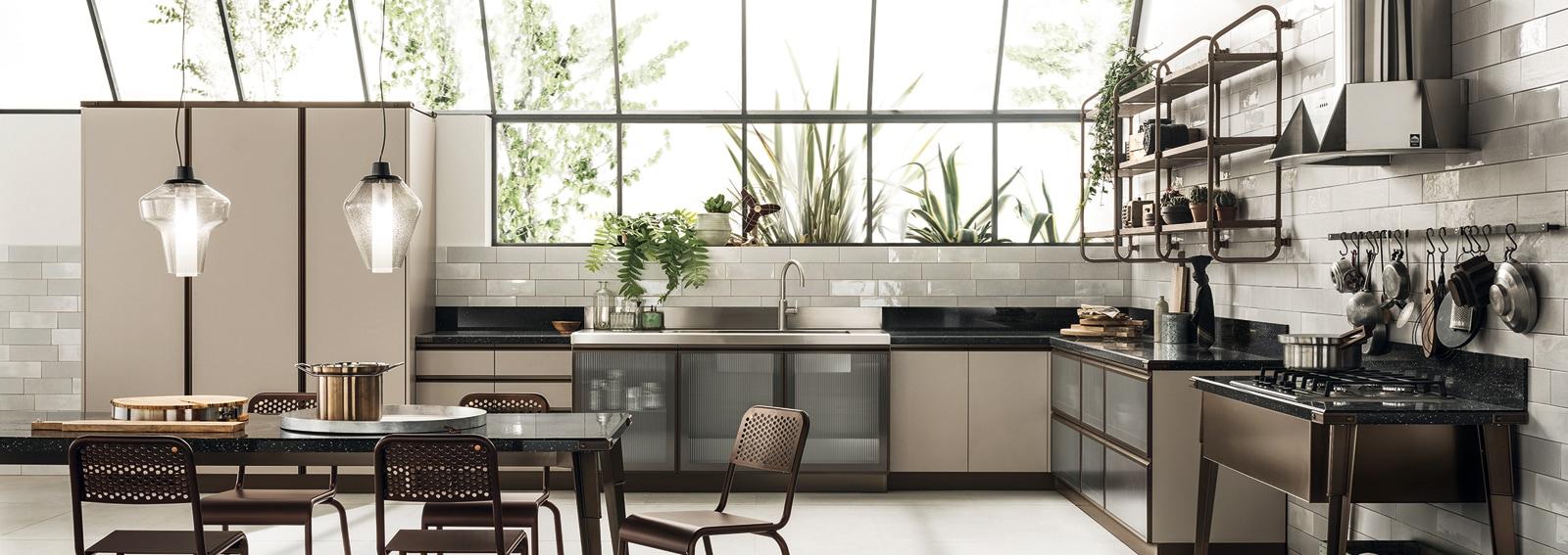 Le cucine pi belle viste al salone del mobile 2018 - Cucine salone del mobile 2017 ...